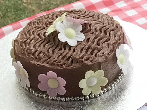 Weybridge Family Bakes Winner - Cake made by Claudia Cappuccid