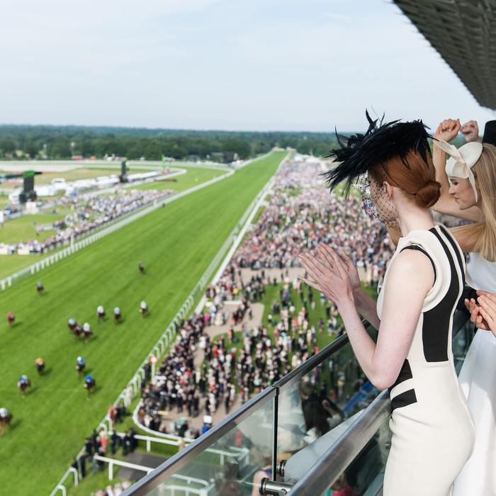 Royal Ascot Horse Races - Red Bar & Restaurant Weybridge Surrey offer package