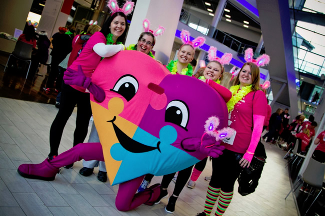 Midnight Charity Walk in May From Woking Leisure Centre - Hospice Heroes
