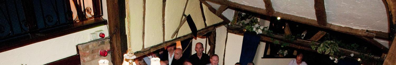 Dance Parties on Fridays & Saturdays at Hersham Sports & Social Club, Elmbridge Surrey & other towns