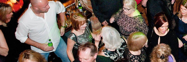 Dance, romance, meet new people, make new friends at our popular party nights