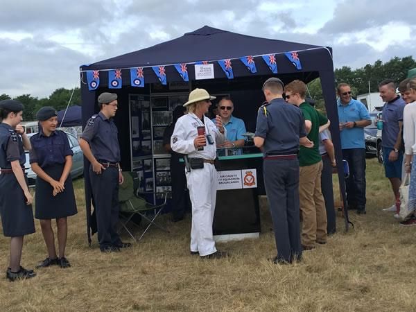Brooklands Air Cadets Weybridge Surrey