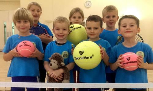 Tennis Lessons For School Age Children in Weybridge Cobham West Byfleet & Woking Surrey