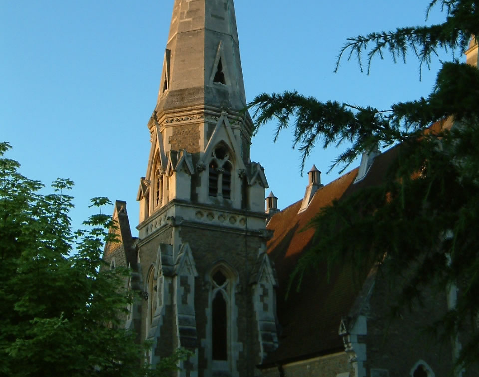 Events at United Reformed Church Queens Road Weybridge