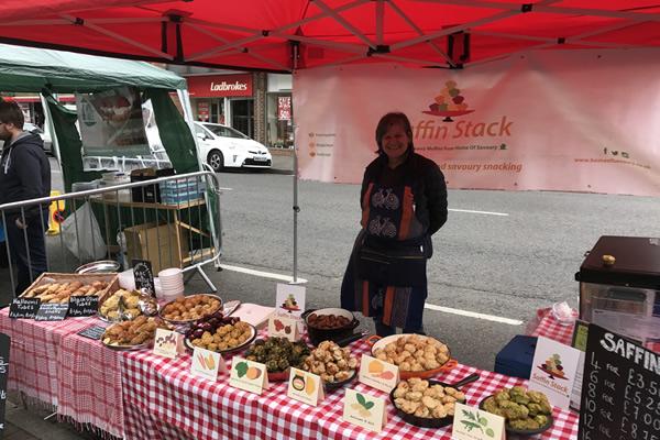 Home Of Savoury - Farmers Market on Weybridge Green