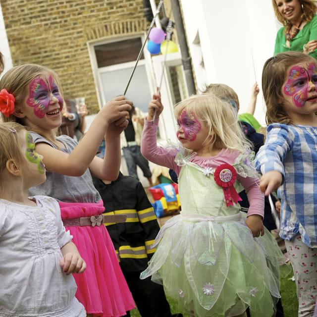 Pre-School Children Superhero & Fairies Dance & Drama Event In Weybridge in August