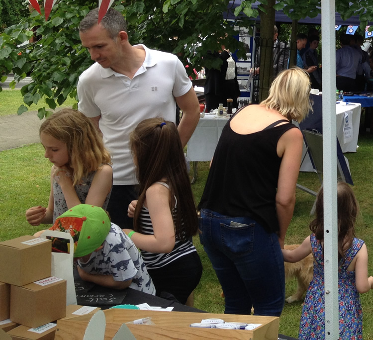 Community Event In Weybridge - Artisan Food & Craft Market