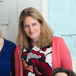 Amanda Thorogood Director Teacher at Weybridge International School of English
