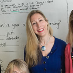 Claudine Angear Teacher at Weybridge International School of English