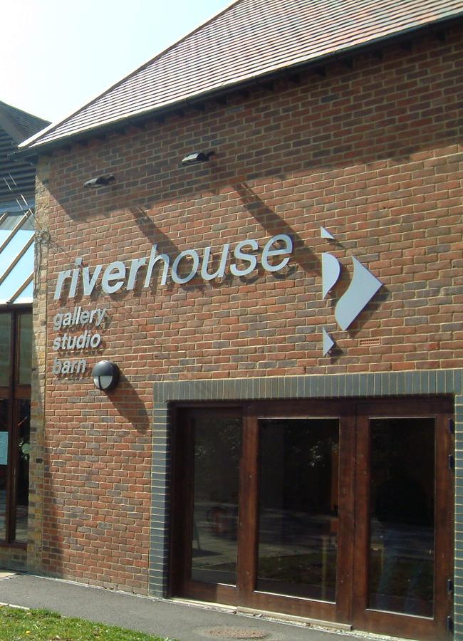 Riverhouse Barn Art Gallery & Studio Walton Elmbridge Surrey