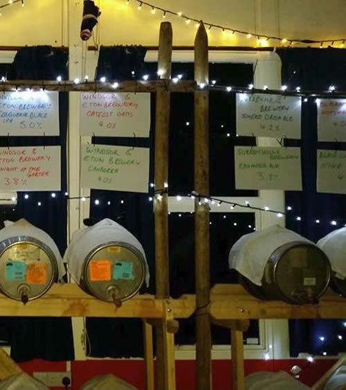 Oatfest Beer Festival is organised by Oatlands Scouts Weybridge as a fundraiser for the Troop