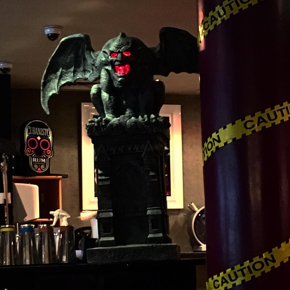 Trick or Treat - Red Bar Weybridge Halloween Fun - Fancy Dress Prize for Best Costumes