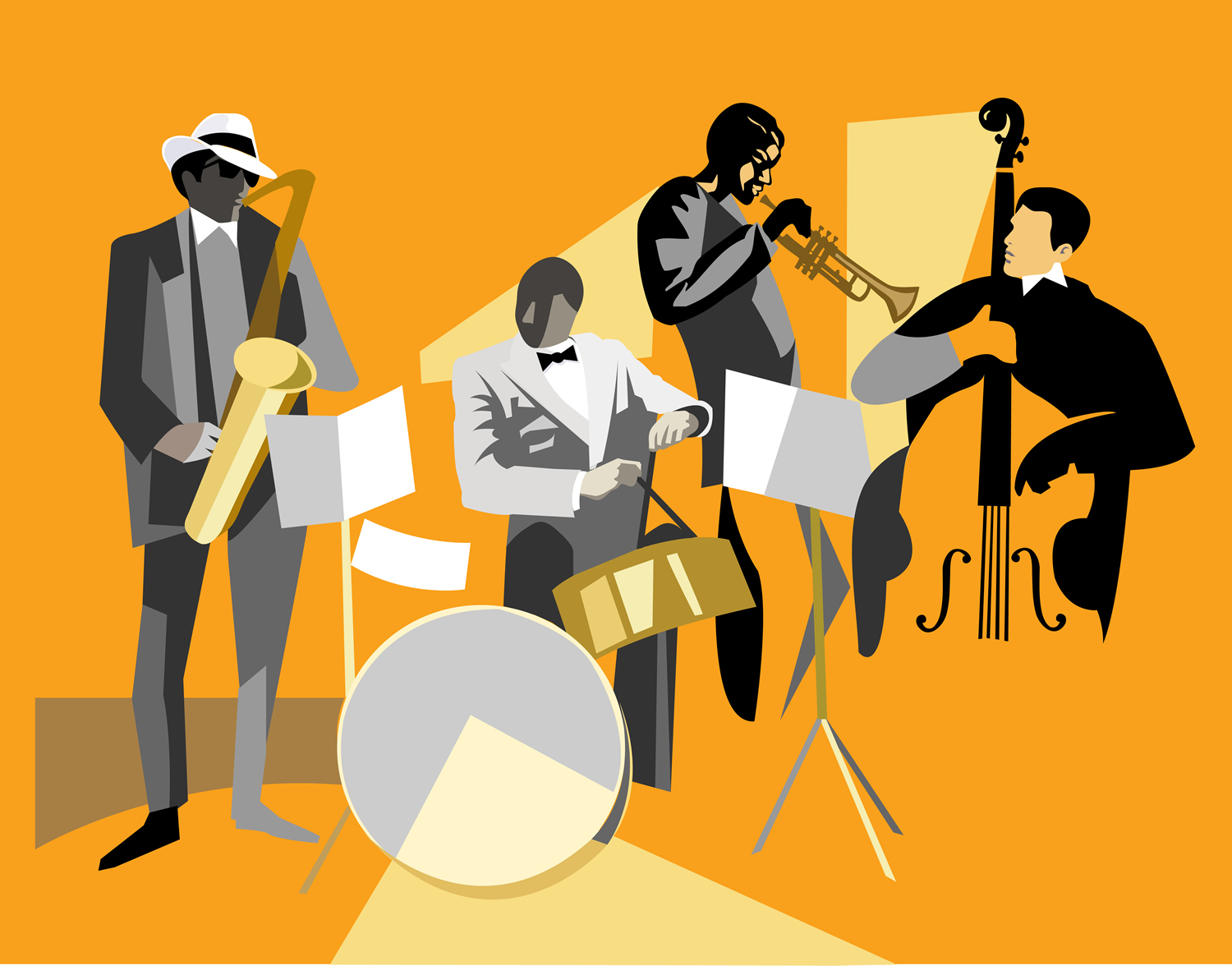 Jazz & Dancing at Winning Post Chertsey Road Twickenham - Fundraiser for Shooting Star Chase Childrens Hospices - Christmas Special