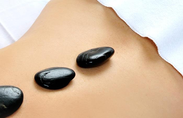 Hot & Cold Stone Massage by Elizabeth Holistics Weybridge Surrey - previously Serene Ayurveda