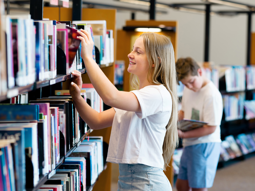 Weybridge Library and Other Surrey Libraries have Summer Reading Challenge for Children