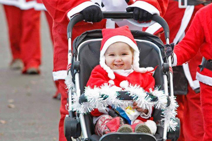 Buggy Friendly Walk or Run for Charity - starts at Woking Leisure Centre