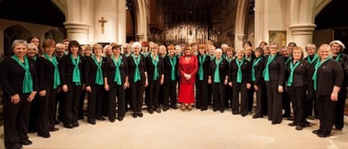 Treble Clef Christmas Carol Concert at St James Church, Weybridge