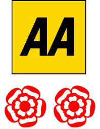 1907 Restaurant Bar and Grill AA 2 Rosettes