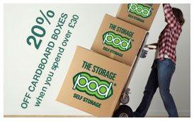 Affordable Storage Surrey