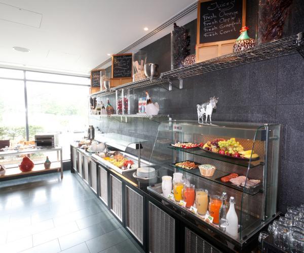 Brooklands Hotel Breakfast Weybridge Surrey