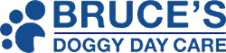 Bruces Doggy Day Care Logo