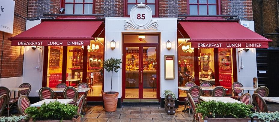 Cafe Rouge Weybridge