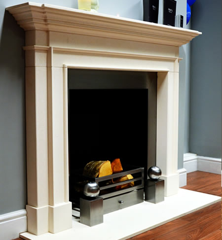 Clarence Fireplace Installation
