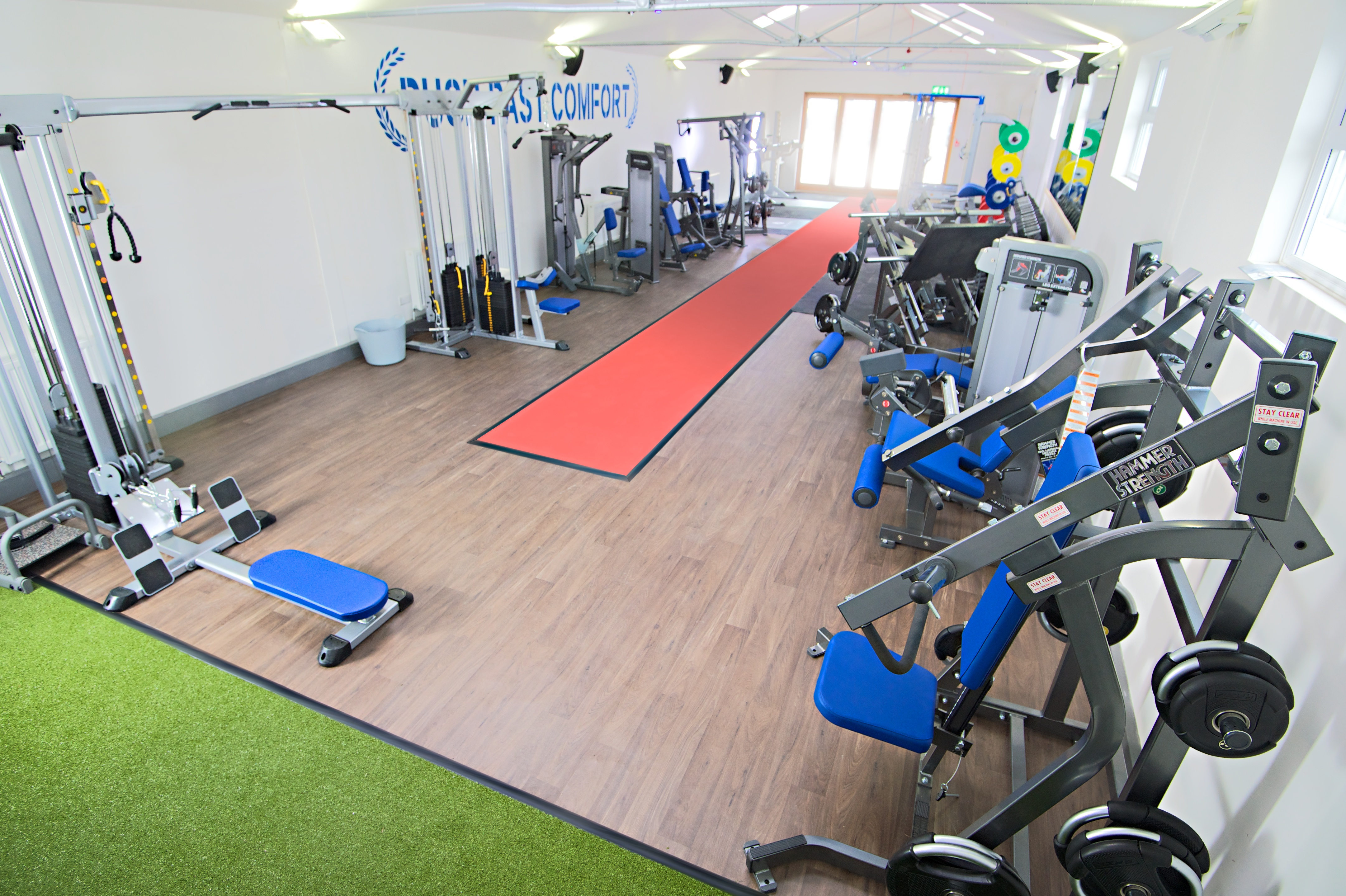 Silvermere Strength & Fitness Gym Surrey