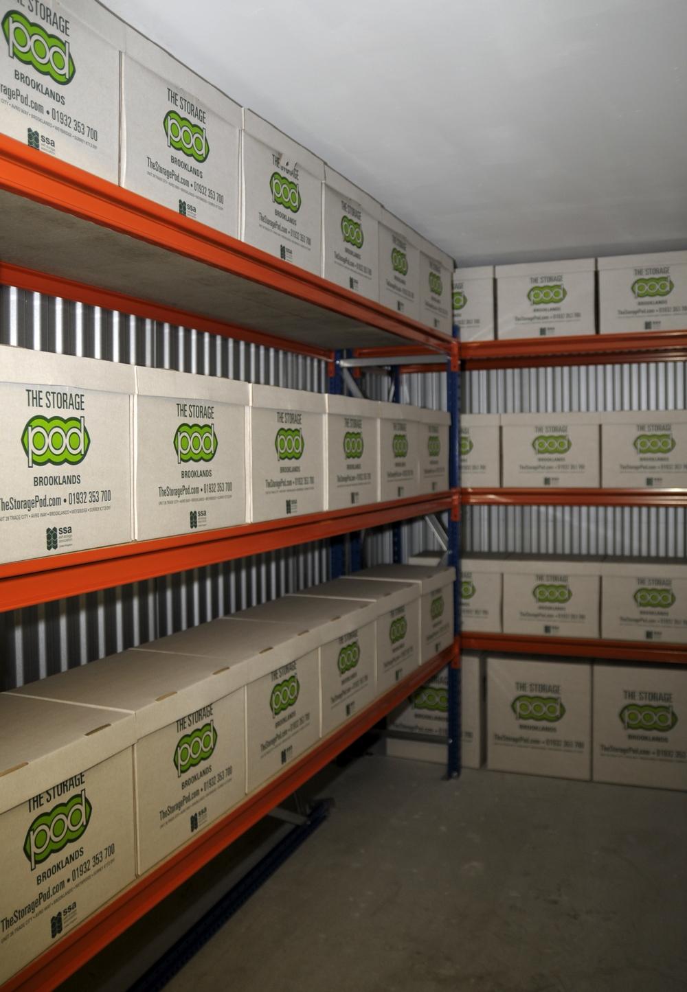 Document Archiving Services Elmbridge