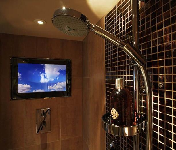 Fulham Interior Design Wet Room