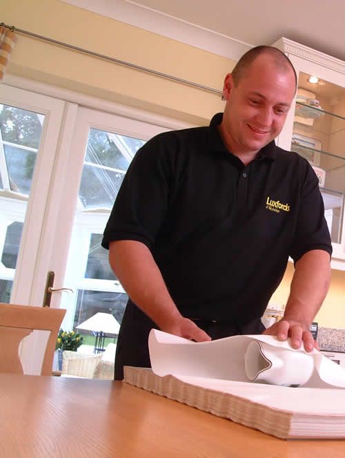 Home Removals Services Include Packing by Luxfords of Weybridge Surrey