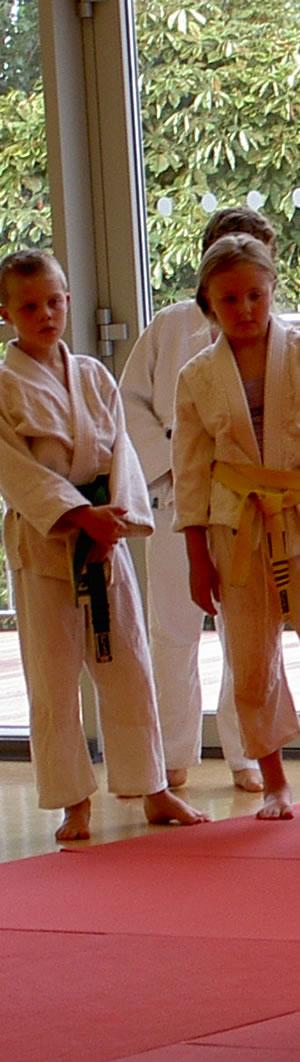 Judo Classes at Elmbridge Xcel Walton on Thames Surrey