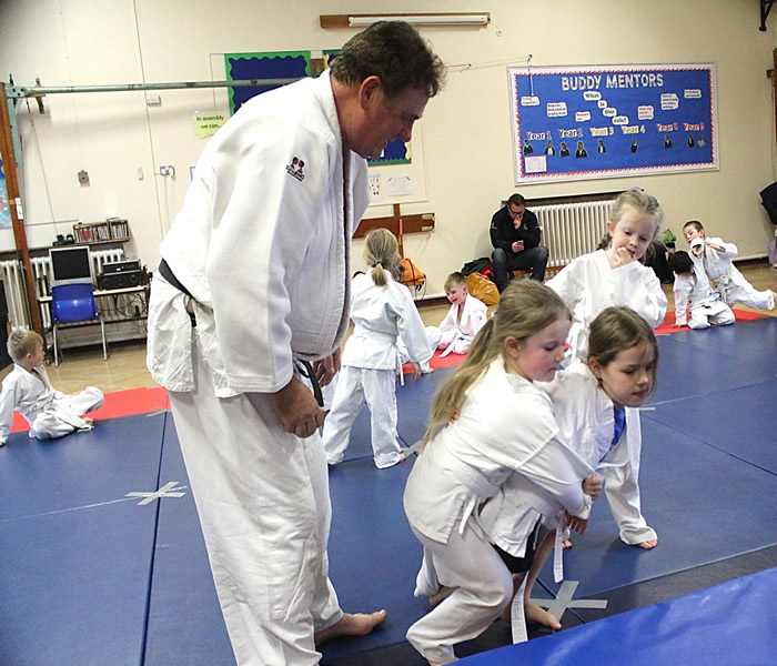 Judo Lessons for Children at Walton Shepperton Cobham and Hinchley Wood