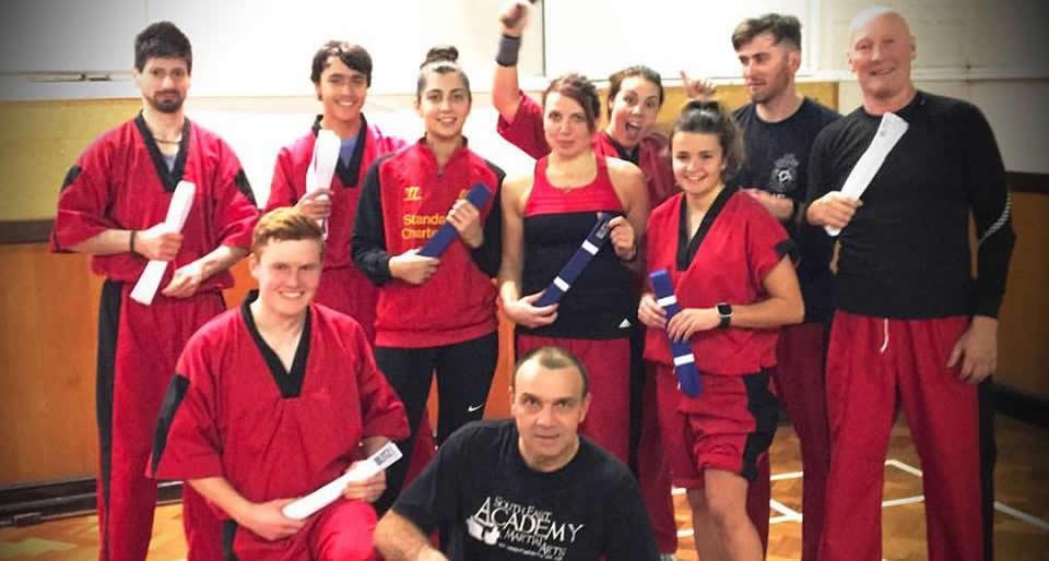 Kung Fu Kick Boxing Surrey