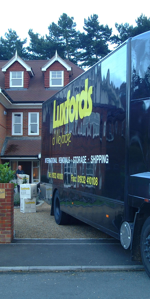 Luxfords Of Weybridge Home & Office Removals Surrey