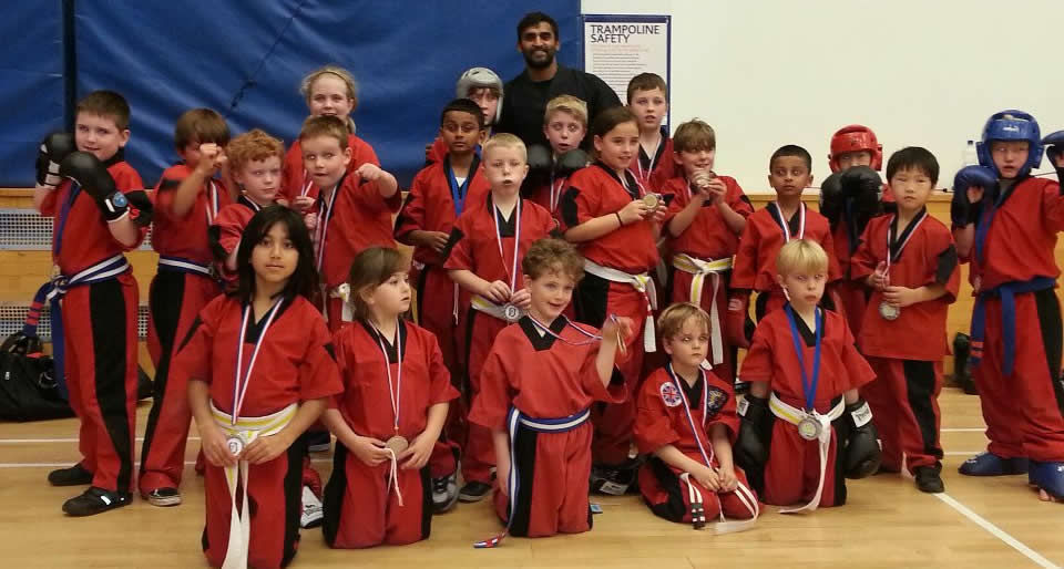 MZM Martial Arts Training
