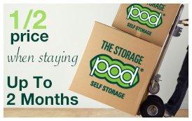 Self Storage Offer Weybridge