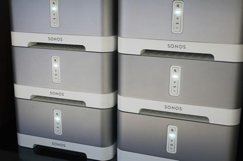 Sonos Multi Installation By Audio Visual & Hi- Fi Systems Specialist In Weybridge Surrey