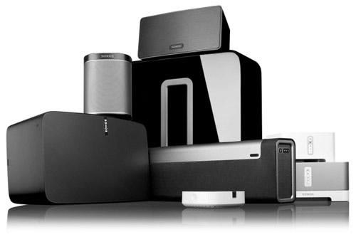 Sonos Wireless HiFi Systems - Weybridge Audio Visual and Home Cinema Installation Services