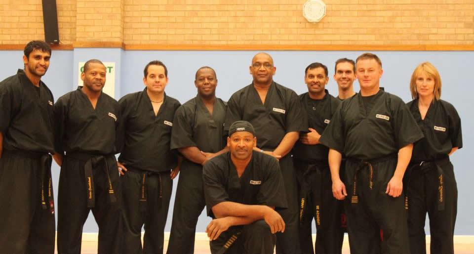Sout East Academy of Martial Arts Black Belts