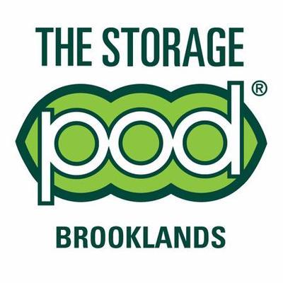 Storage Pod - Self Storage at Brooklands Business Park Weybridge Surrey