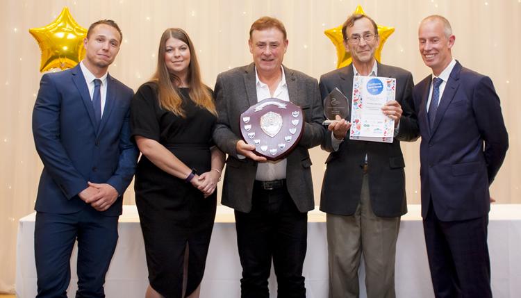 Tora Kai Judo - Spelthorne Sports Club of the Year Award