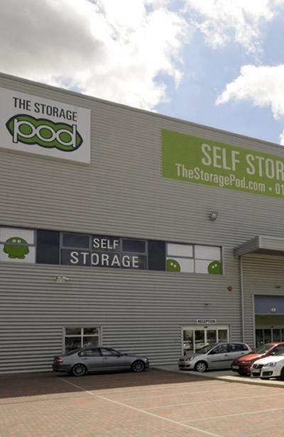 Weybridge Surrey Self Storage