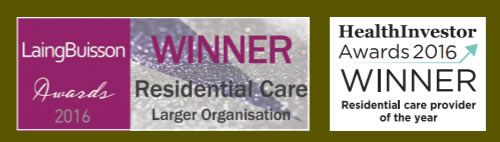 Residential Care Giver of the year - Cobham Surrey Care Home