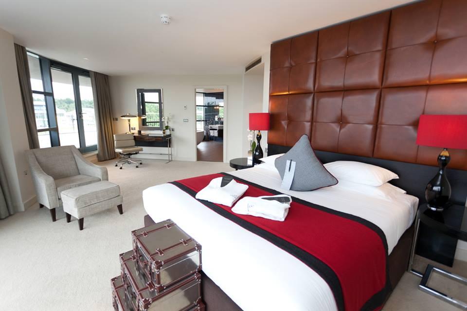Brooklands Hotel Rooms