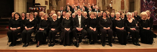 Genesis Chorale - A mixed voice choir in Surrey, performing both sacred and secular music