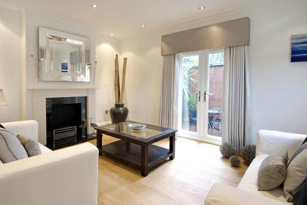 Concept Interiors Living Room