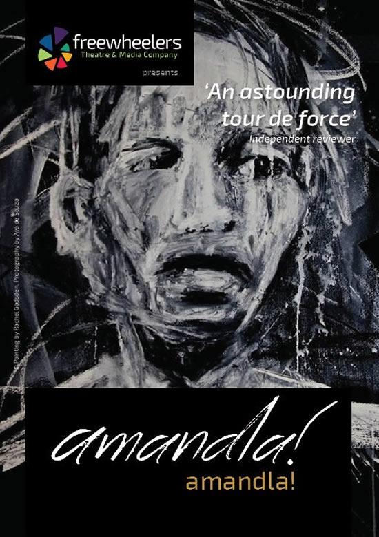 Amandla Nelson Mandela Freewheelers Theatre in Hersham Walton