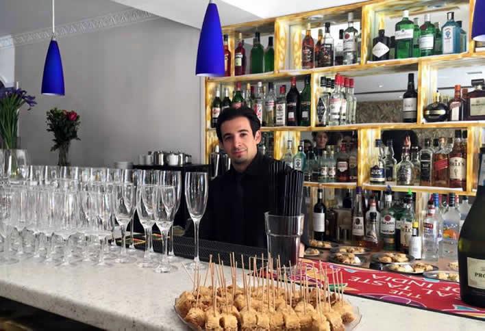 Bar Mazzat Weybridge Surrey