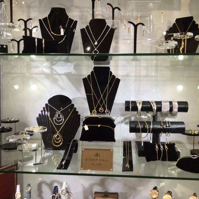 Boutique in Weybridge - See the collection of Dinny Hall Jewellery